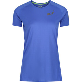 inov-8 Base Elite SS Shirt Women blue